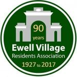 Ewell Village Residents' Association Logo